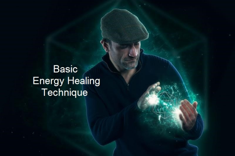energy healing technqiue jerry sargeant