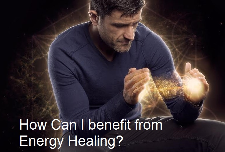 How can I benefit from energy healing?