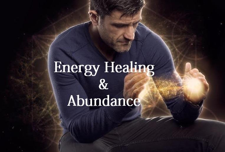 energy healing & abundance