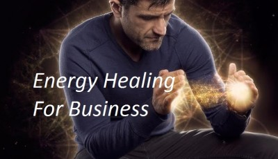 energy healing for business