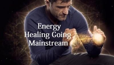 energy healing daily telegraph