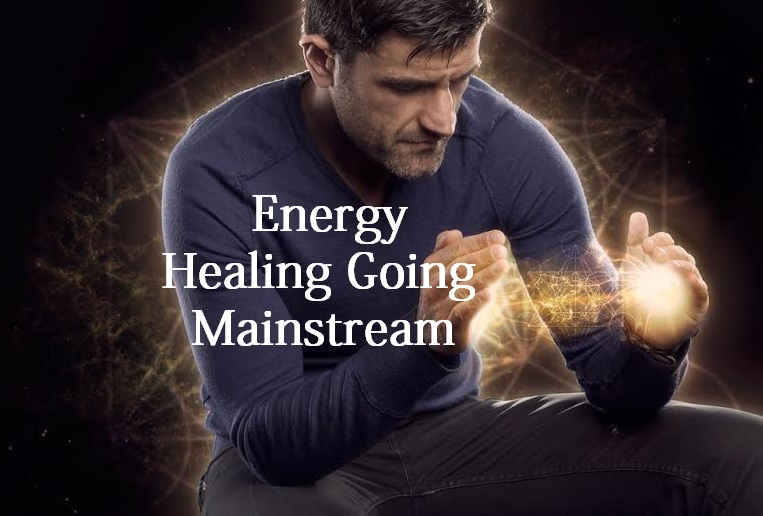 energy healing daily telegraph
