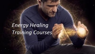 energy healing training courses