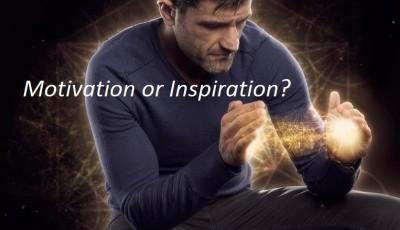 motivation or inspiration