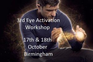 3rd eye activation workshop birmingham