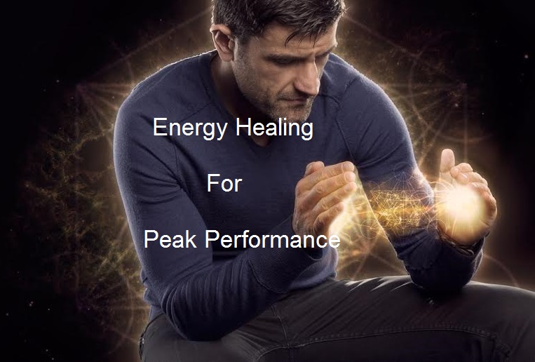 Energy Healing & Peak Performance