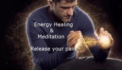 Energy Healing & Meditation