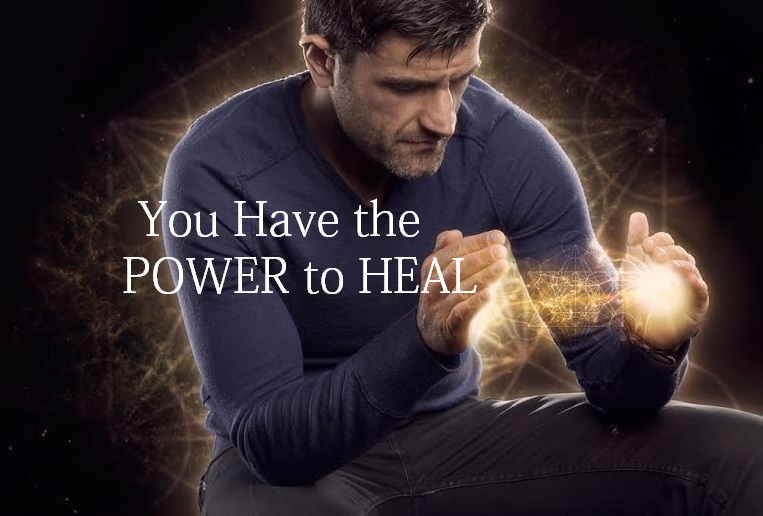 Energy Healer Jerry Sargeant: Discover Your Healing Power
