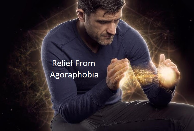 relief from agoraphobia