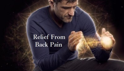 relief from back pain