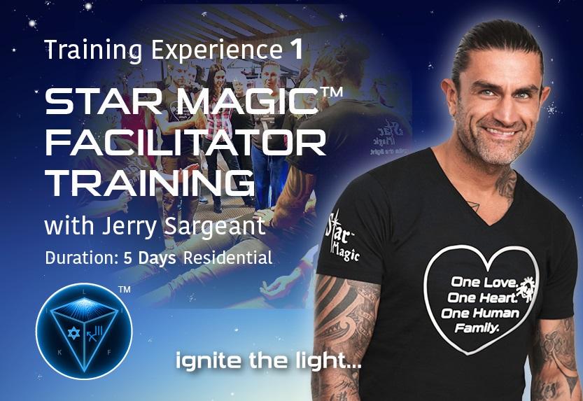 facilitator training jerry sargeant