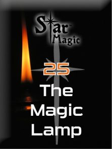 Med 25 the magic lamp