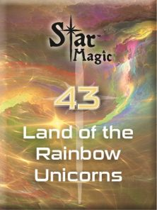 Med 43 rainbow unicorns