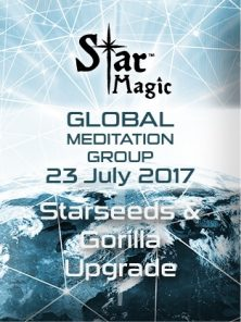 Med 56. Global Med Starseeds & Gorilla Upgarde 23.7.17
