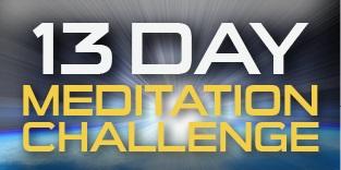 meditation challenge jerry sargeant