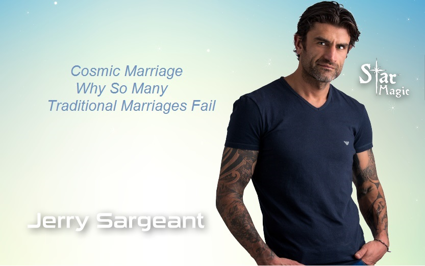 Cosmic Marriage – Why so many traditional marriages fail
