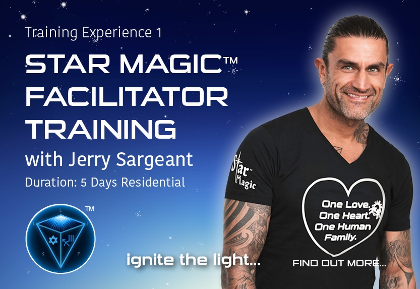 jerry sargeant healer facilitator training