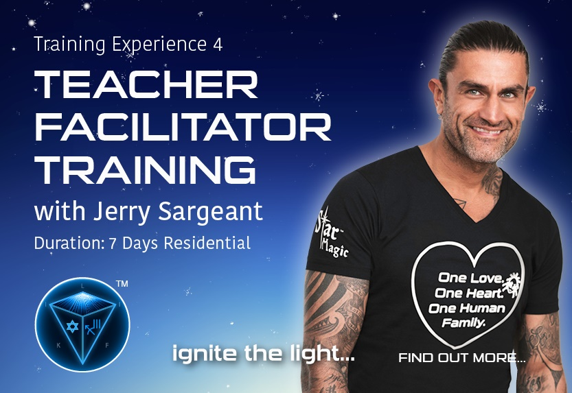 jerry sargeant healer training