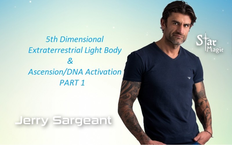 5th dimensional extraterrestrial light body