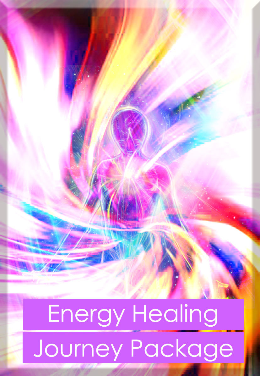 Energy Healing Journey Package   3 months