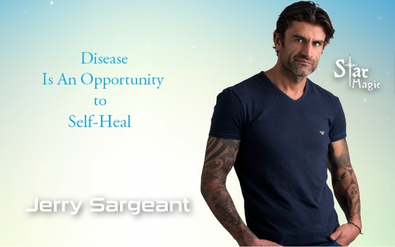 jerry sargeant energy healer disease