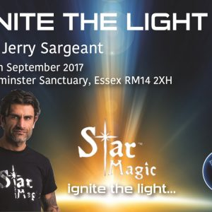 jerry sargeant energy healing workshop
