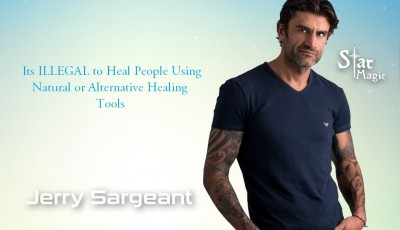 alternative healing Jerry Sargeant Cancer