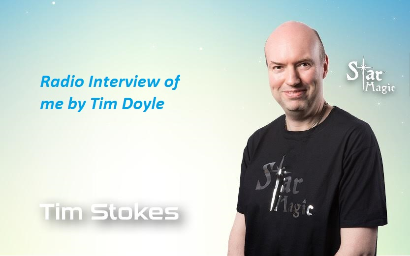 Tim Stokes interview by Tim Doyle