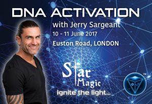 jerry sargeant dna activation london
