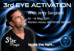 jerry sargeant third eye activation