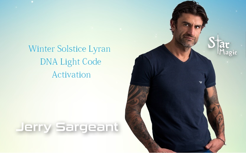 Winter Solstice Lyran DNA Light Code Activation