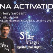 energy healing workshop killarney ireland jerry sargeant healer