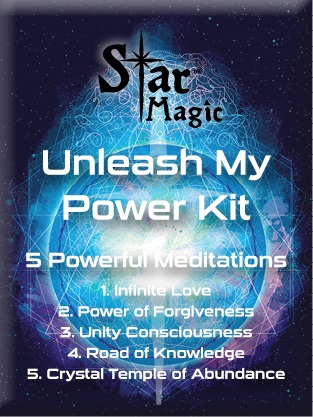 unleash my power meditation