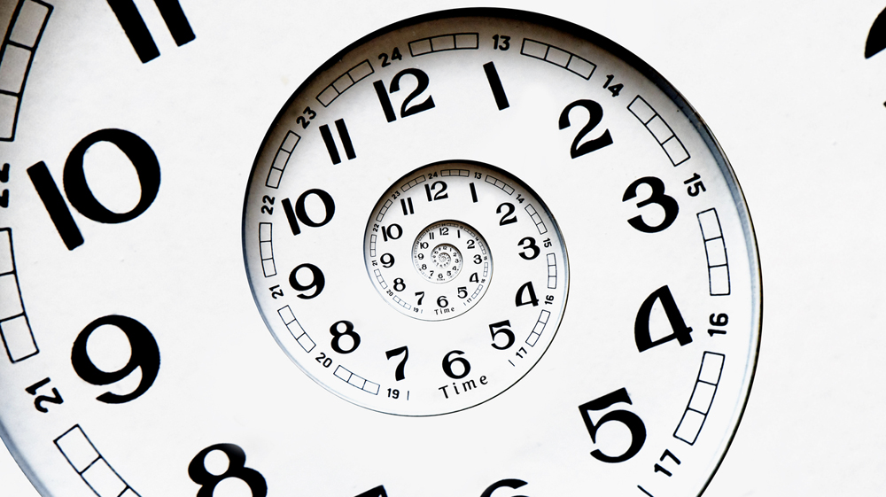 How do we Perceive Time?