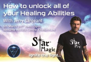 jerry sargeant energy healing workshop