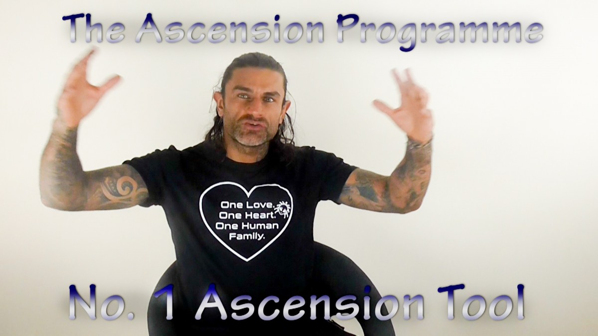 The Ascension Programme – Number One Ascension Tool