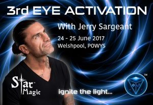jerry sargeant 3rd eye activation