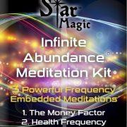 infinite abundance meditation kit