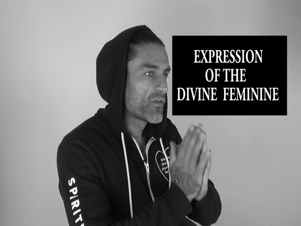Expression Of The Divine Feminine and Planetary Vibration – Expanding Human Consciousness