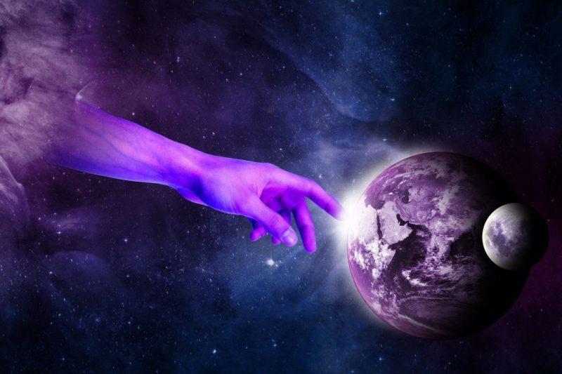 cosmic energy meditation