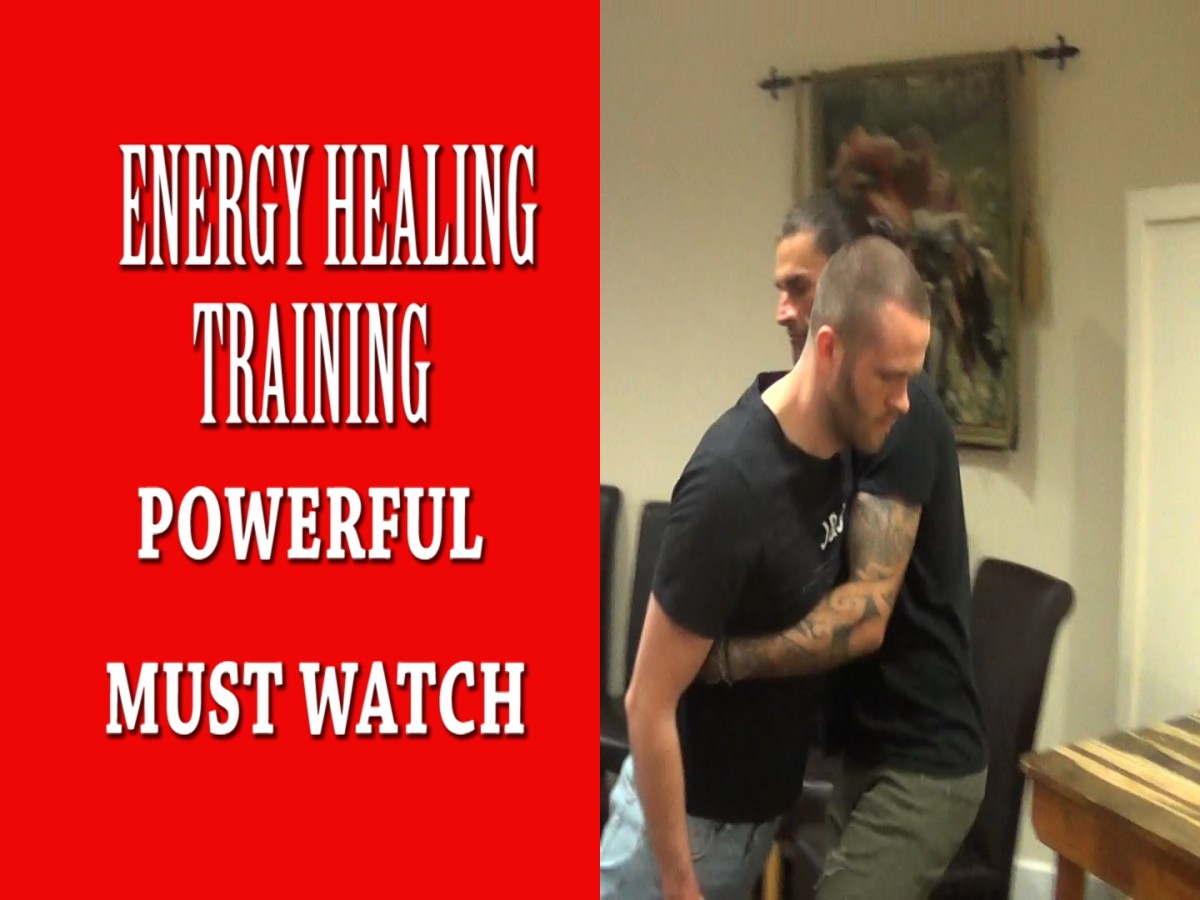 Energy HealingTraining – Training to be a Powerful Energy Healer