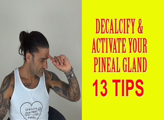 Decalcify & Activate Your Pineal Gland –  3rd Eye/Pineal Gland Activation