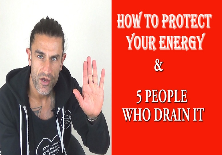 protect your energy jerry sargeant