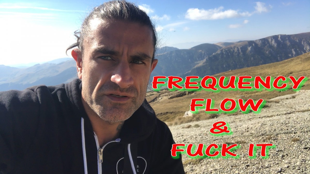 Frequency Flow and F**K It – Enforce Your Boundaries and Be Powerful