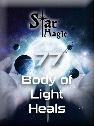 body of light heals meditation