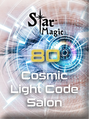 cosmic light code salon
