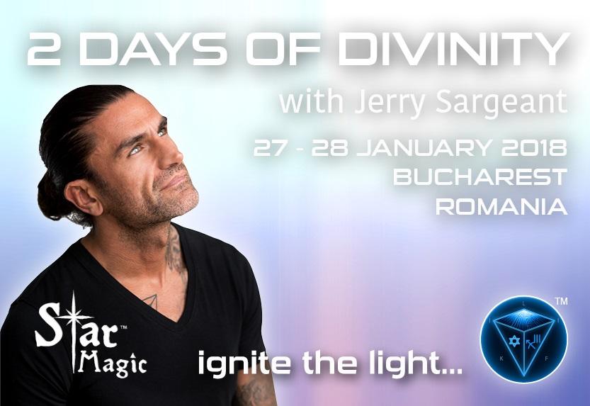 2 Days Of Divinity, Bucharest, Romania