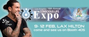 conscious life expo los angeles
