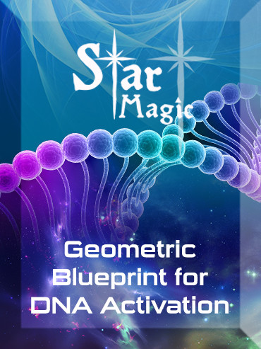 Geometric Blue Print For DNA Activation