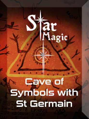 Cave of Symbols with St Germain
